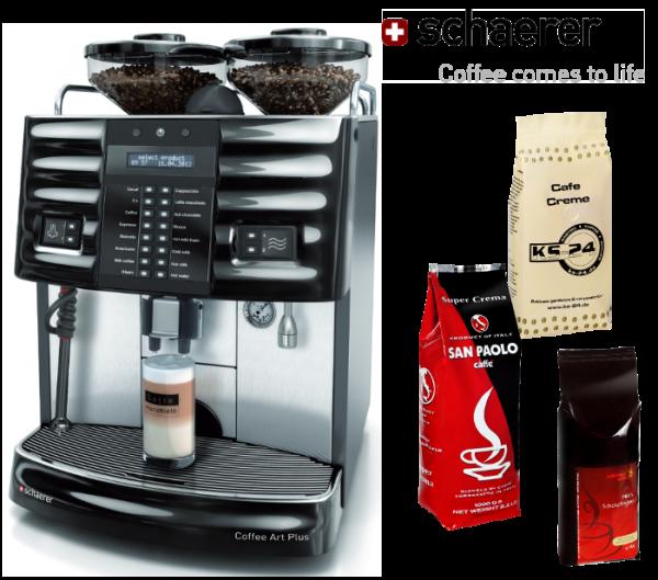 Schaerer Coffee Art | Miete