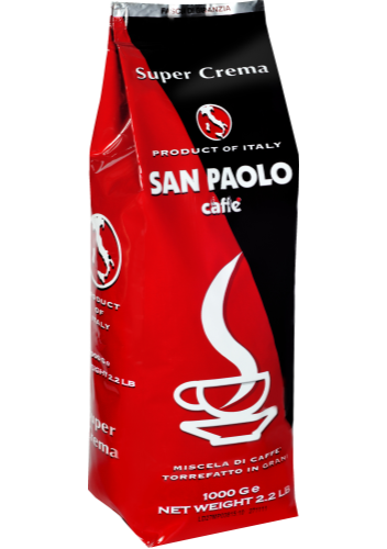 San Paolo Super Bar Espresso