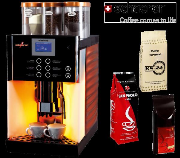 Schaerer Coffee Factory (Kurzzeitmiete)