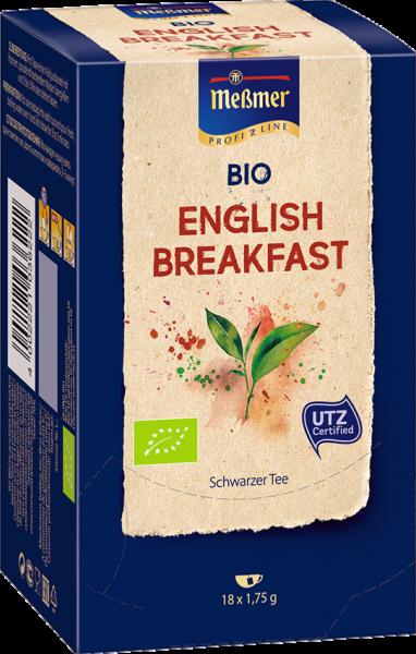 Meßmer Bio-Tee, Messmer Bio-Tee English Breakfast 105236