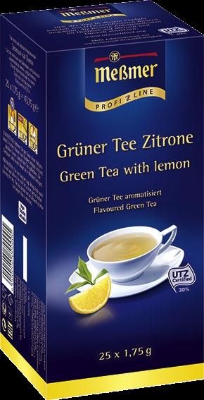 Meßmer Gruener Tee Zitrone