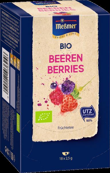 Meßmer Bio-Tee, Messmer Bio-Tee Beeren 105237