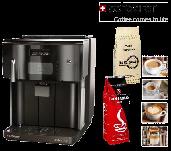 Schaerer Coffee Joy (Kurzzeitmiete)