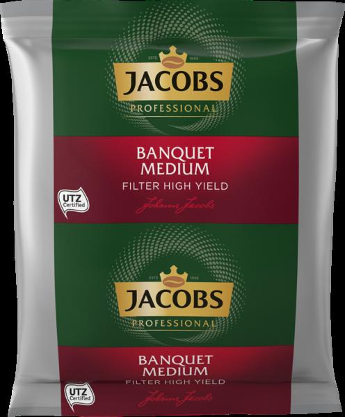 Jacobs Banquet Medium UTZ Certified 60g