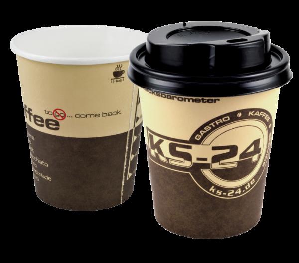 KS-24 Coffee To Go Becher Stange 50St (0,2l)