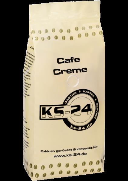 KS-24 Cafe Creme (1kg) ganze Bohnen