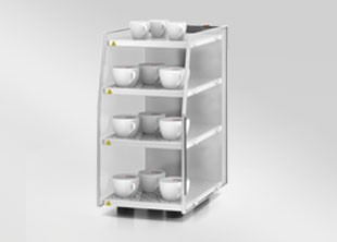 Tassenwärmer für Schaerer Kaffeevollautomaten gebraucht