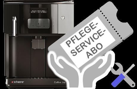 Schaerer Coffee Joy Pflege-Service-Abo buchen