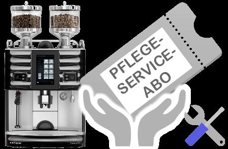 Schaerer Coffee Art Plus ein Pflege-Service-Abo buchen
