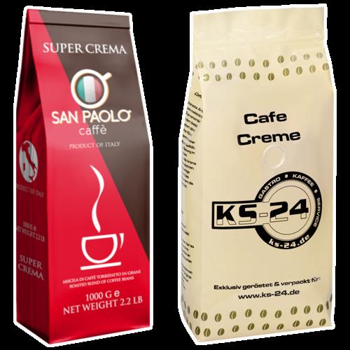 Kaffeebohnen versandkostenfrei testen