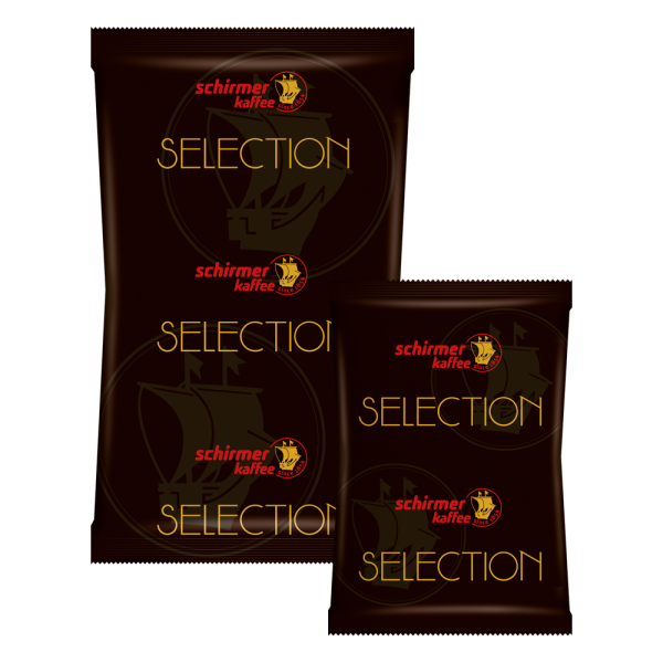 Selection Cafe Reizarm (1x500g) gemahlen (Gastroröstung)