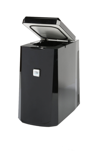 Kühlschrank 1L TM Cooler Milchkühlmodul Schwarz