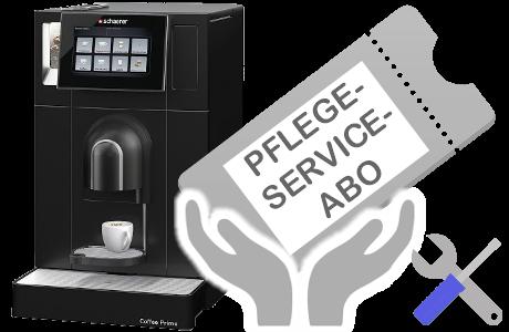 Schaerer Coffee Prime ein Pflege-Service-Abo buchen