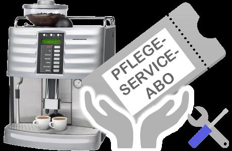 Schaerer Coffee Art ein Pflege-Service-Abo buchen