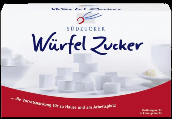 Suedzucker Wuerfelzucker, 1x1000g