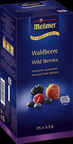 Messmer Tee, Waldbeere